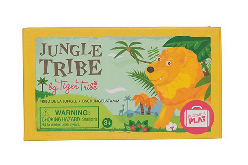 Tiger Tribe - Jungle Tribe