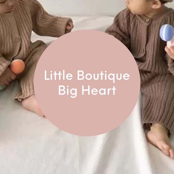 Baby Boy Stripe Navy Set