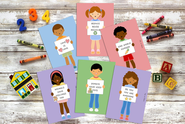 Diversity Flash Cards