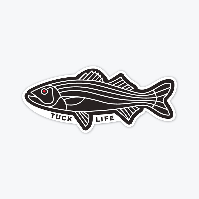 Bass Sticker
