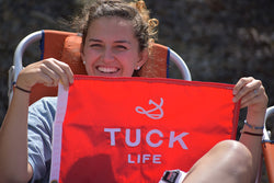 Tuck Life Burgee Flags
