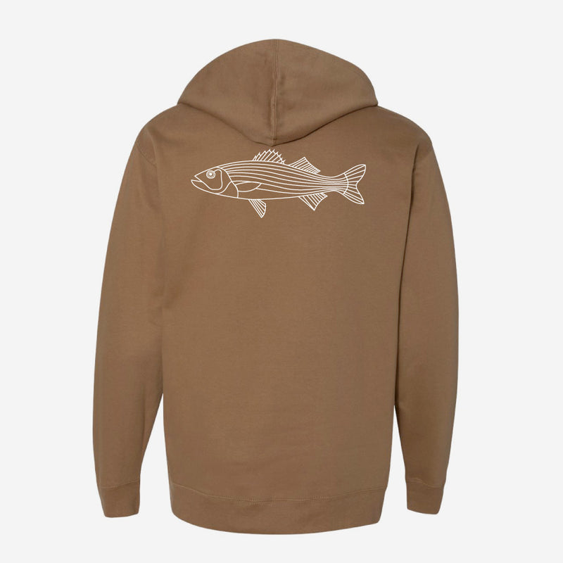 Bass Pullover Hoodie