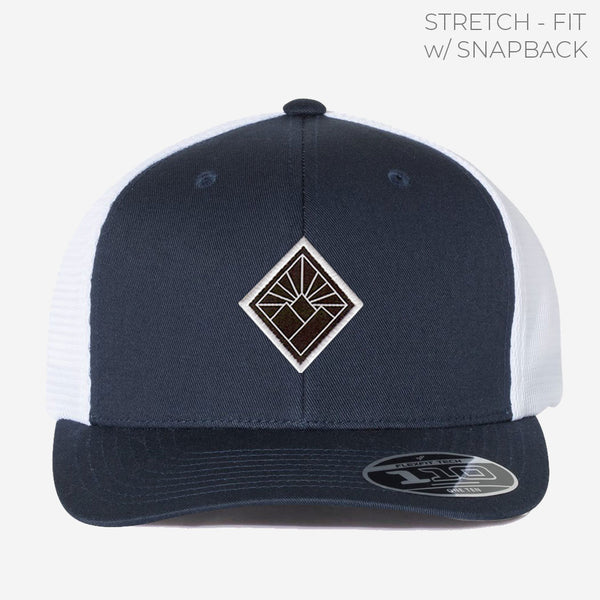 Black Diamond Trucker w/ Stretch