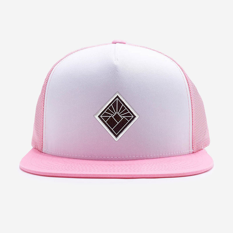 Black Diamond Trucker Flat Brim