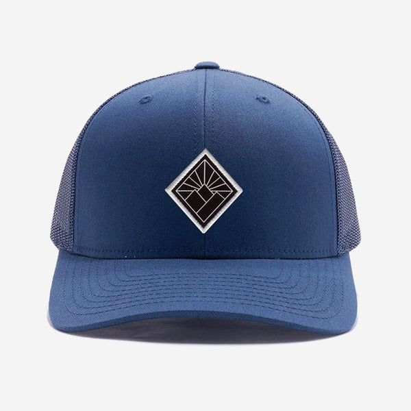 Black Diamond Hat - Navy
