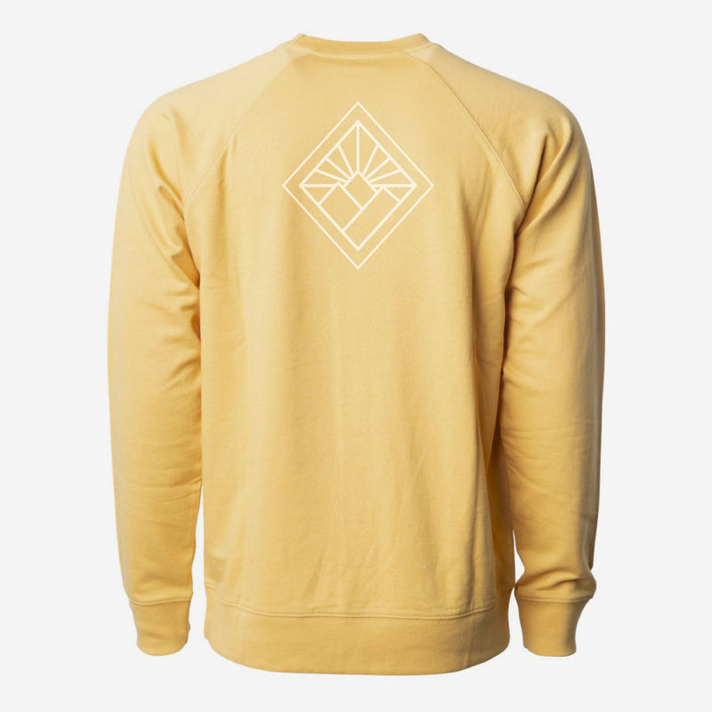 Black Diamond Crewneck Lightweight Sweatshirt