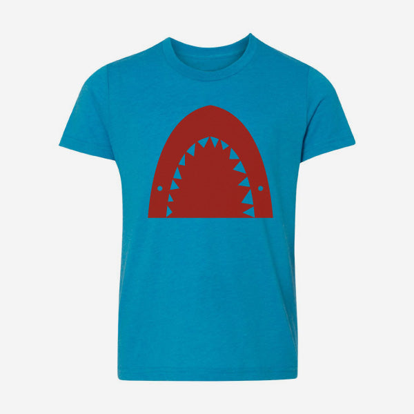 Jaws Graphic Print Kids T-Shirt