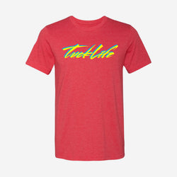 80s Tuck Brush Short Sleeve T-Shirt