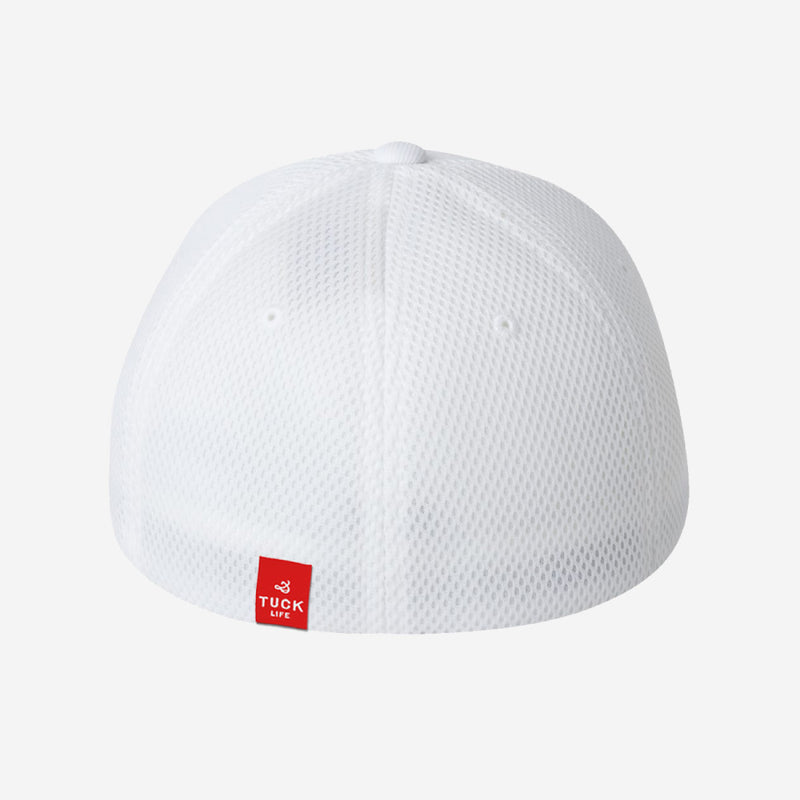Performance Golf Hat - White