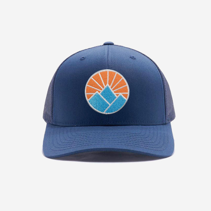 Sun Mountain Trucker Hat - Navy