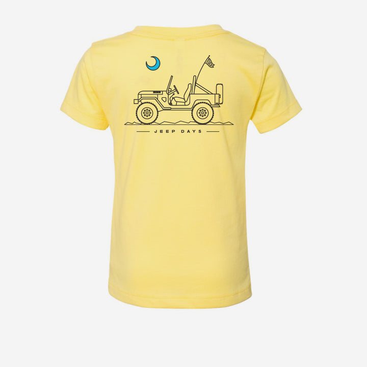 Kids Jeep Days Shirt