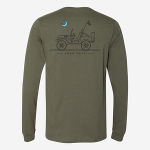 Jeep Days Long Sleeve T-Shirt