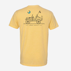 Jeep Days Short Sleeve T-Shirt
