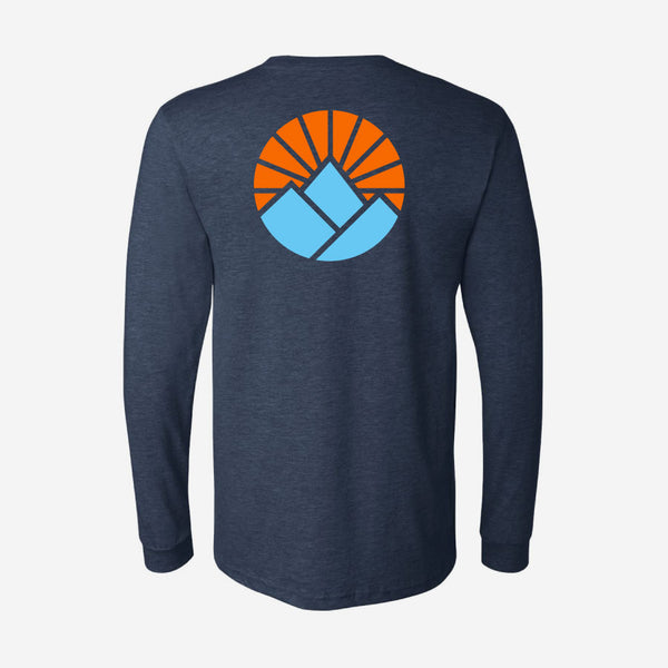 Sun Mountain Long Sleeve Unisex T-Shirt