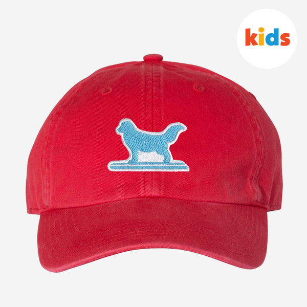 Kids Surf Dog Hat