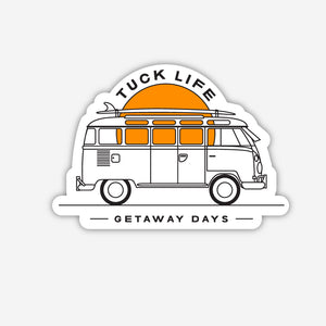 VW Bus Sticker