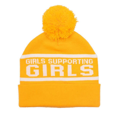Adelaine Morin 'Girls Supporting Girls' Pom Beanie