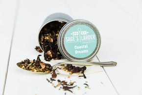 Coastal Dreams Herbal Tea