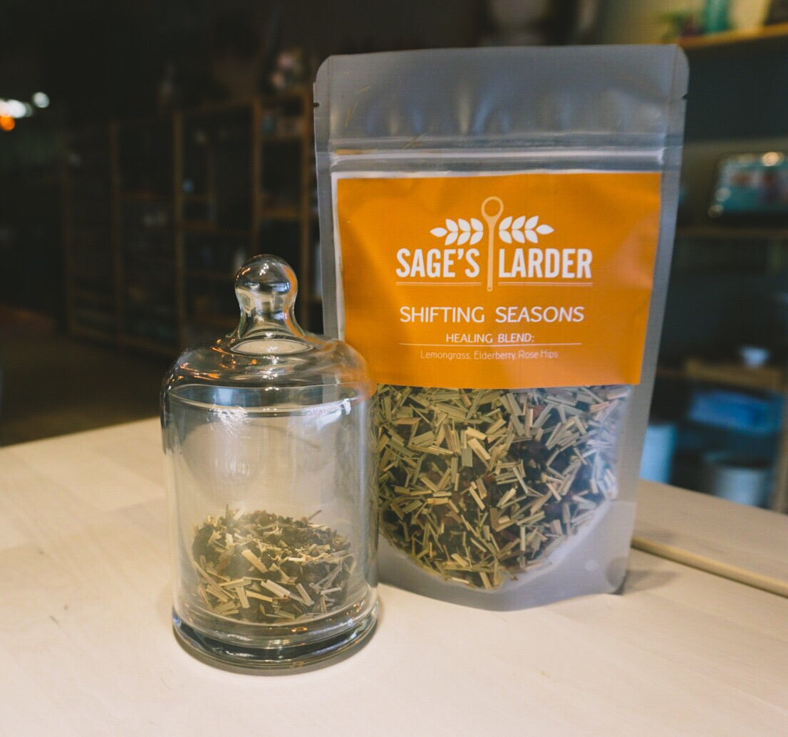 Shifting Seasons Herbal Tea