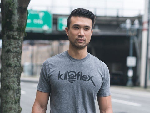 Men's T-Shirt - Kiloflex Fitness