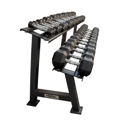 Dummbell Rack - 2 Tier