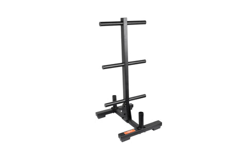 Vertical Plate & Barbell Holder