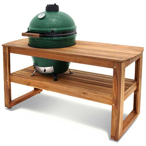 Big Green Egg table en bois d'acacia pour oeuf large