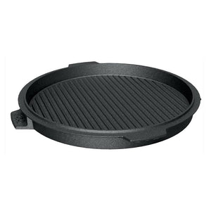 Big Green Egg Plancha en fonte double côté