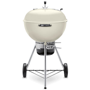 Weber barbecue au charbon  Master-Touch  22'' ivoire