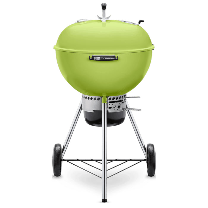 Weber barbecue au charbon Master-Touch 22'' vert