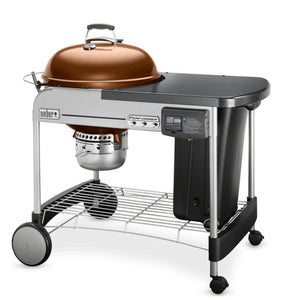 Weber barbecue au charbon Performer Deluxe cuivre