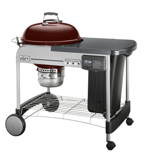 Weber barbecue au charbon Performer Deluxe Crimson