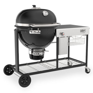 Weber barbecue au charbon Summit Kamado S6