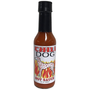 Chili Dog hot sauce