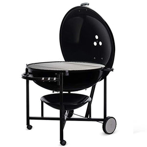 Weber barbecue au charbon Ranch Kettle 37'' noir