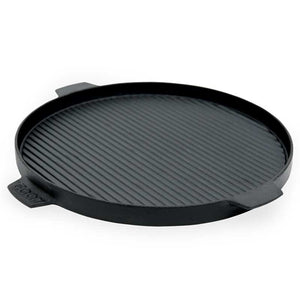 Big Green Egg Grille Plancha En Fonte Double Côté
