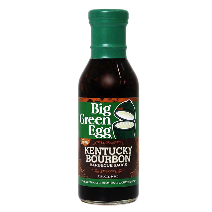 Big Green Egg sauce bbq kentucky bourbon
