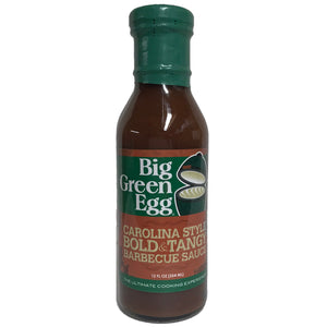 Big Green Egg sauce Carolina style bold and tangy