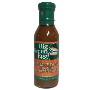 Big Green Egg sauce the classic zesty mustard honey