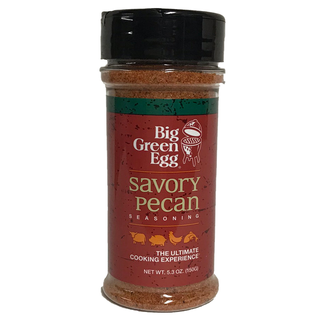 Big Green Egg épices savory pecan