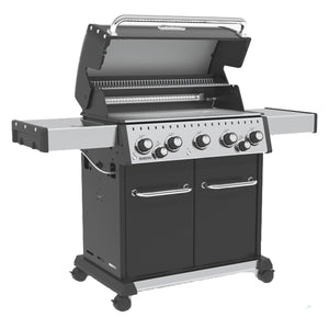 Broil King barbecue au propane Baron 590 noir