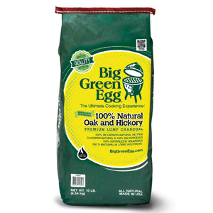 Big Green Egg charbon de bois