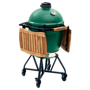 Big Green Egg barbecue au charbon large ensemble ultime