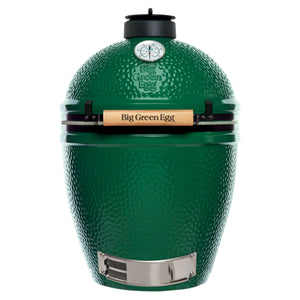 Big Green Egg barbecue au charbon large ensemble encastrable