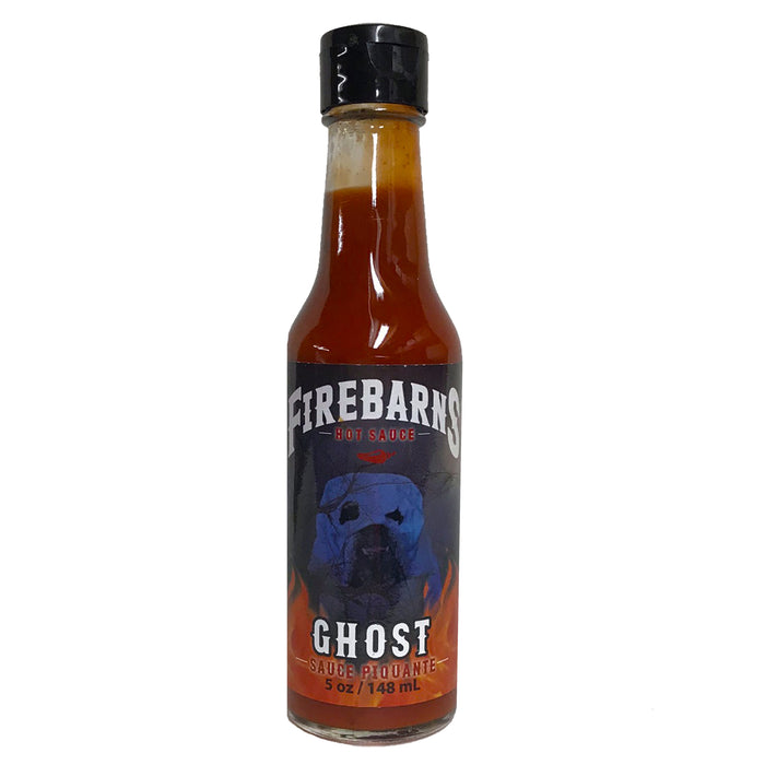 Firebarns sauce forte ghost