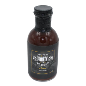 L.L. Prohibition sauce BBQ stout