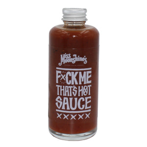 Culley's F**k me that's hot sauce