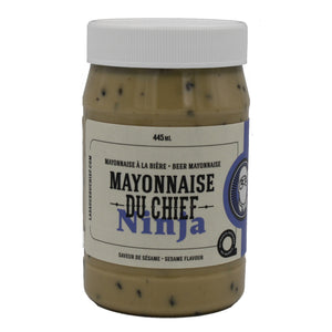 Mayonnaise  Du Chief  Ninja
