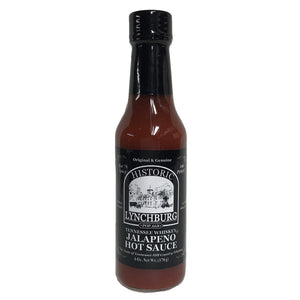 Lynchburg jalapeno hot sauce