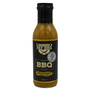 Pat BBQ sauce barbecue moutarde